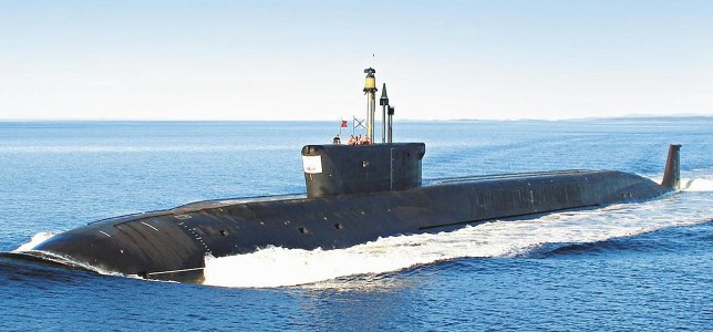 Focus on Russian navy