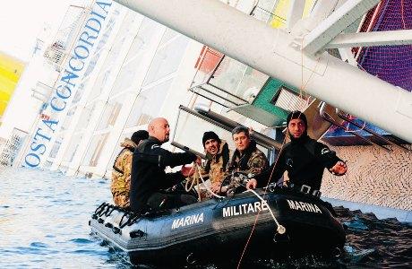 COSTA MISSION FOR ITALIAN FLEET