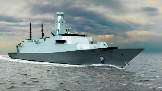 FUTURE UK SHIP