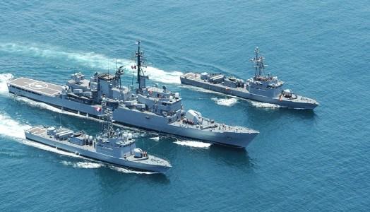 navy in transition