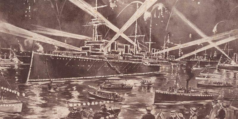 FLEET ENTRY 1913