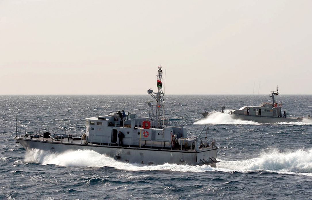 LIBYAN PATROL CRAFT