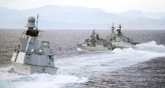 NATO BEEFS UP - Copy