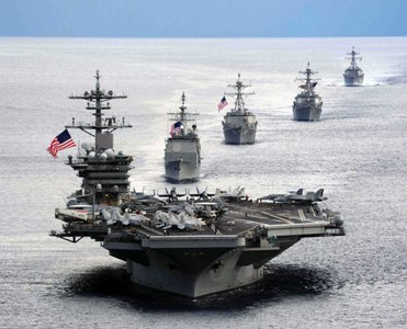 NEW USN STRATEGY