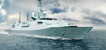 FUTURE UK FRIGATE T26