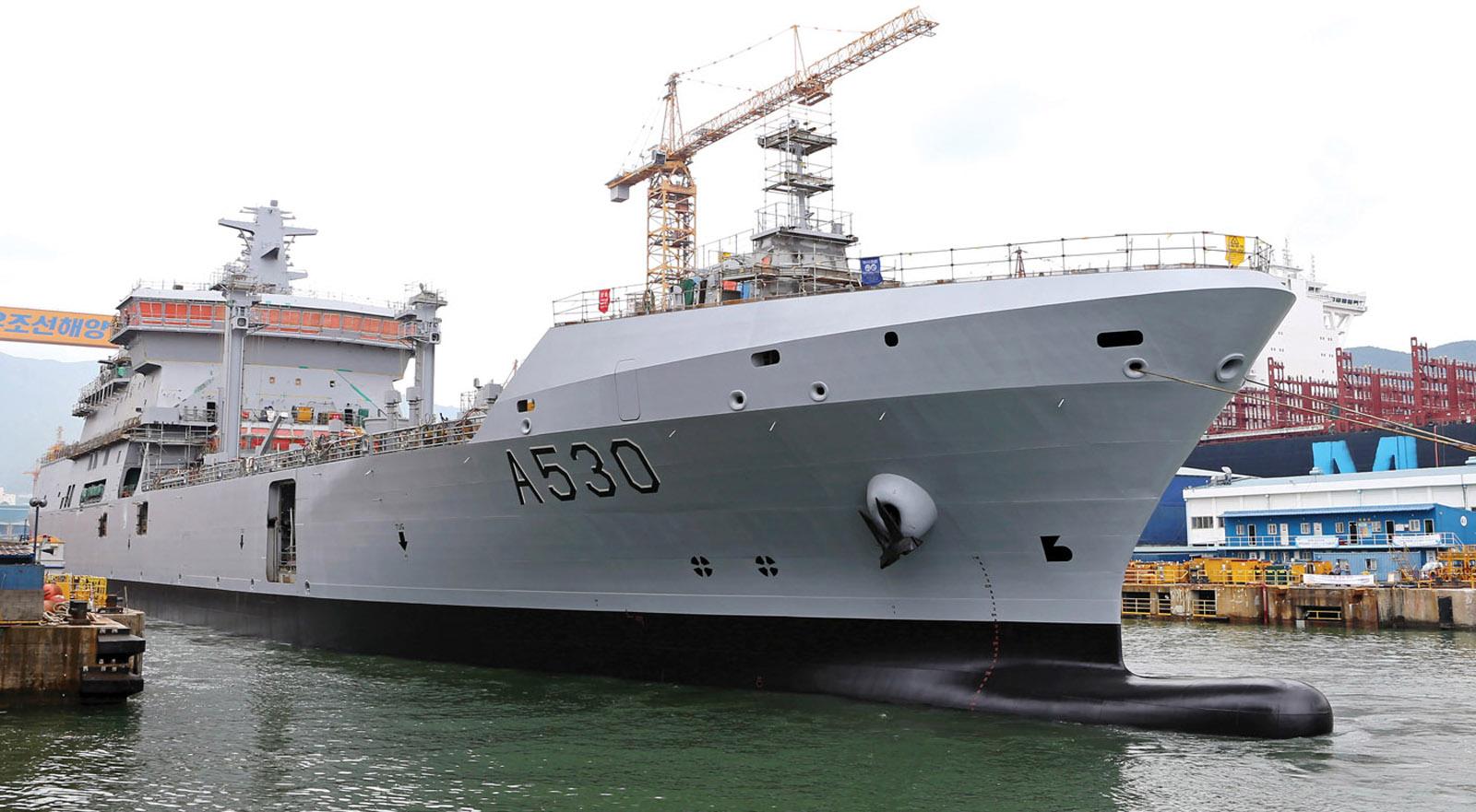 NEW NORWEGIAN SHIP